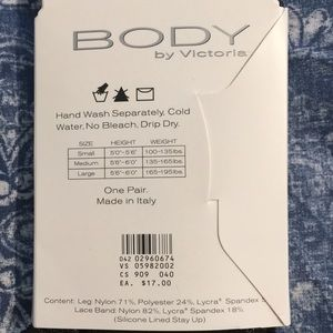 Victoria's Secret Accessories - VICTORIA Secret (CARBON)Medium